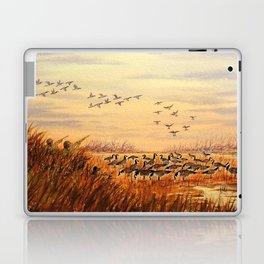 Goose Hunting Companions Laptop & iPad Skin