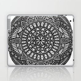 We were gifted with thought (or cursed) Laptop & iPad Skin