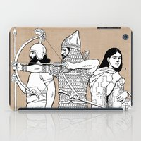 archer iPad Cases featuring Archer by Art of Tom Tierney