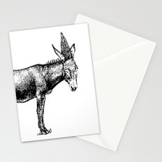 Dumb ass Stationery Cards
