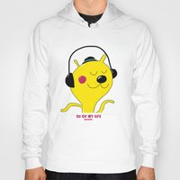 dj Hoodies featuring dj by Sucoco