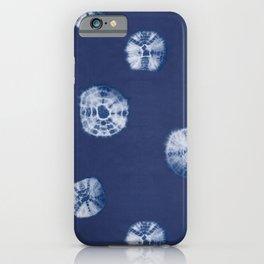 Kumo shibori II iPhone Case
