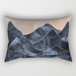 Mountainscape Rectangular Pillow