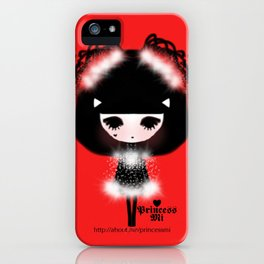 girl iPhone Case