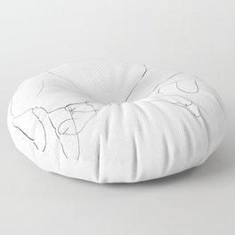 promesse Floor Pillow