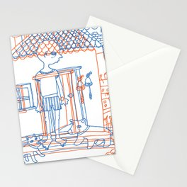 Luka and the Fire of Life Stationery Cards