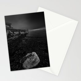On the wrong side of the lake 6 Stationery Cards