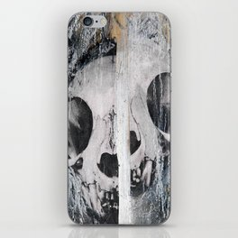 Grimalkin iPhone Skin