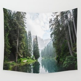 moody landscape Wall Tapestry