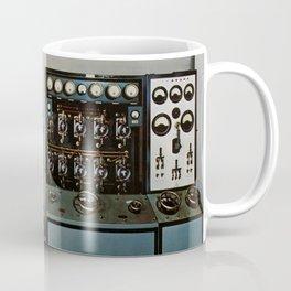 Vintage Comunication Coffee Mug