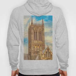 Central Tower of Lincoln Cathedral Hoody