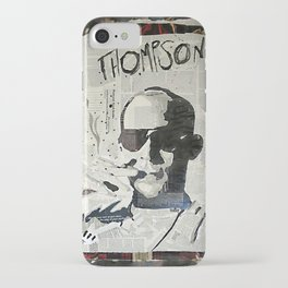 Dr. Hunter S. Thompson iPhone Case