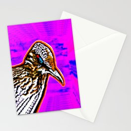 Pop Art Roadrunner No. 1 Stationery Cards
