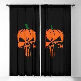 The Pumpkinsher Blackout Curtain