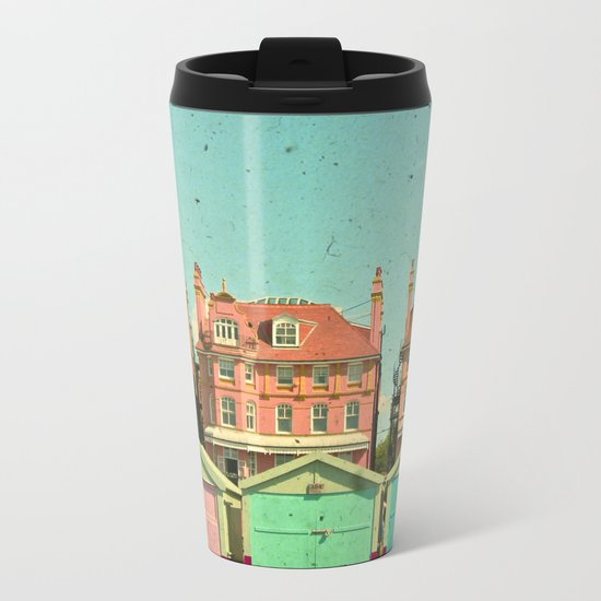 Promenade Metal Travel Mug