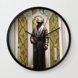 St. Patrick's Cathedral in Manhattan - St. Jude Wall Clock