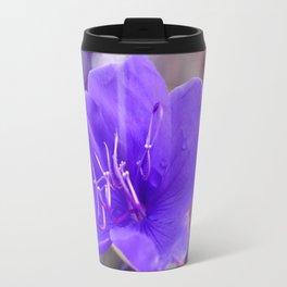 Melancholy violet by #Bizzartino Travel Mug