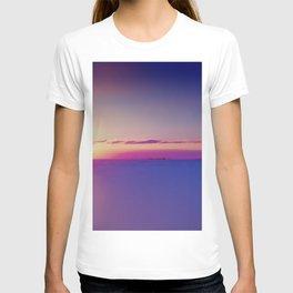 Sunset on the Atlantic Ocean T-shirt