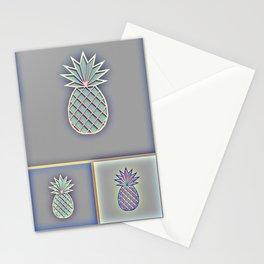 Pineapple Plantation Stationery Cards