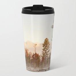 fall morning Travel Mug
