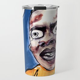 phife with the roughneck business Travel Mug
