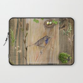 Bird Spring Collection Laptop Sleeve