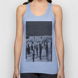 Shadow Beach Unisex Tank Top