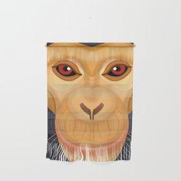 Chimp Wall Hanging