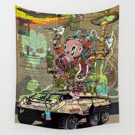 Warpath Wall Tapestry