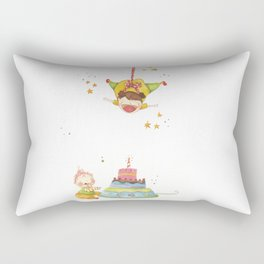Baby birthday Rectangular Pillow