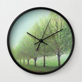 Gentle Path Wall Clock