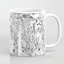 Les Chiens Coffee Mug