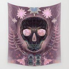 Amethyst Dream Wall Tapestry