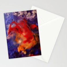 Aerial View of the Deep  Stationery Cards