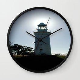 Table Cape Lighthouse - Tasmania Wall Clock