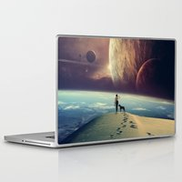 dreams Laptop & iPad Skins featuring Explorer by POP.