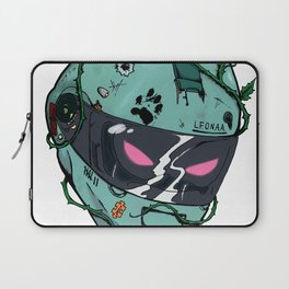 KILL SEZN: SKID LID Laptop Sleeve
