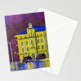 Night Minsk Stationery Cards
