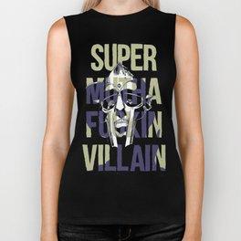 Super Villain Doom Biker Tank