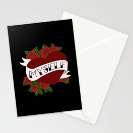 Self Valentine's Stationery Cards