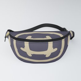 Medallion Eclipse & Soybean Fanny Pack