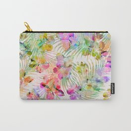SWEET TROPICS Carry-All Pouch