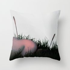 Between Rivers, Rilken No.2 Throw Pillow