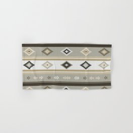 Neutral Kilim Hand & Bath Towel