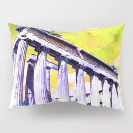 Greek beauty V Pillow Sham