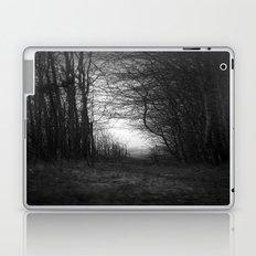 In the deep dark forest... Laptop & iPad Skin