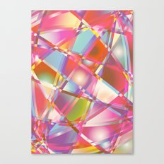 Never Stop Canvas Print