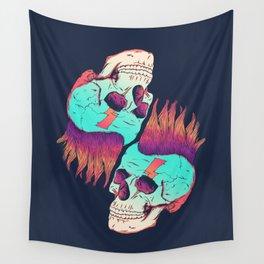 Skull Redux Wall Tapestry