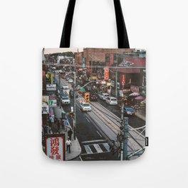 ChinaTown Toronto - Dundas Tote Bag