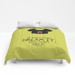 if you can dream it..  Comforters